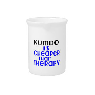 Kumdo Is Cheaper  Than Therapy Pitcher