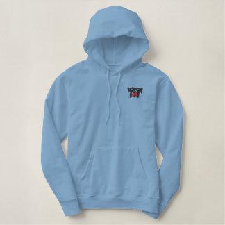 Kumite Embroidered Hooded Sweatshirts
