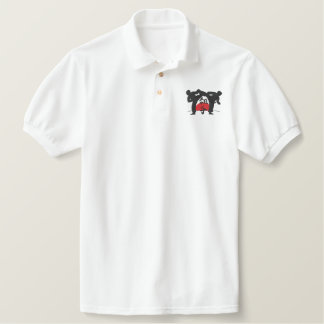 Kumite Embroidered Shirts