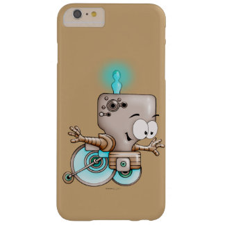 KUMO ROBOT CARTOON Case-Mate Barely There iPhone