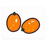 Kumquat Postcard