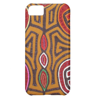 Kuna Mola- Pomegranate Cover For iPhone 5C