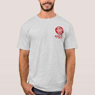Kung Fu (Ash Grey) T-Shirt