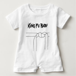 Kung Fu Baby Baby Romper