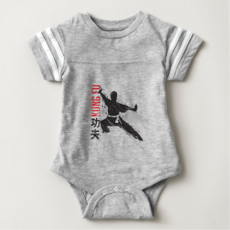 Kung Fu Baby Bodysuit