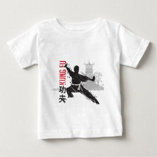 Kung Fu Baby T-Shirt