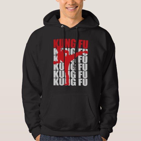 Kung Fu Dark Hoodie