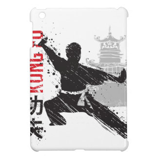 Kung Fu iPad Mini Covers