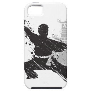 Kung Fu iPhone 5 Cover