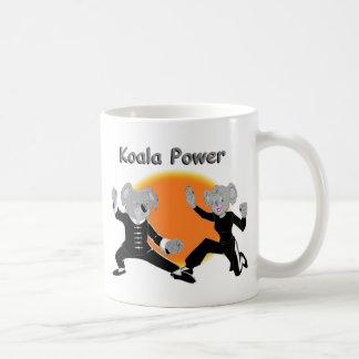 Kung Fu Koalas Coffee Mug