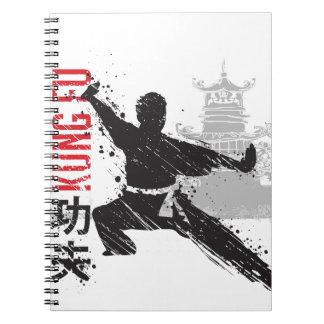 Kung Fu Notebooks
