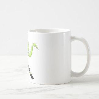 Kung Fu Praying Mantis Coffee Mug