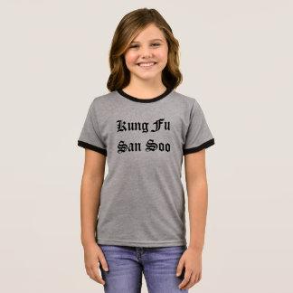 Kung Fu San Soo Ringer T-Shirt