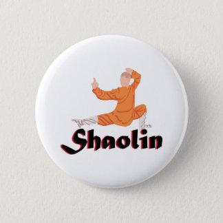 Kung Fu Shaolin 2 Inch Round Button