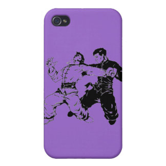 KUNG FU SWEEP iPhone 4 CASE