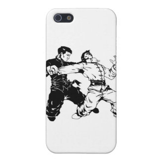 kung fu sweep iPhone 5 covers