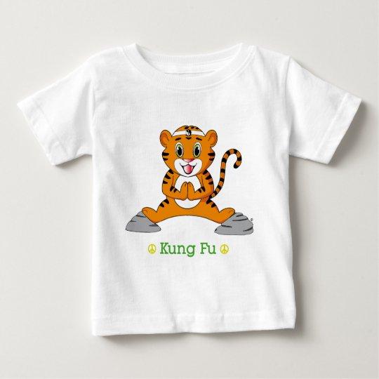 Kung Fu Tiger™ Clothing Baby T-Shirt