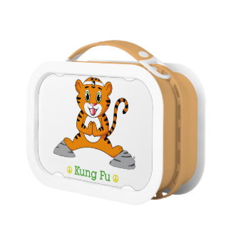 Kung Fu Tiger™ Lunchboxes