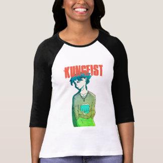 KungFist(GreenLeaf) T-Shirt