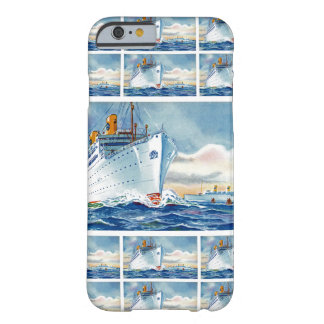 Kungsholm and Gripsholm at Sea Barely There iPhone 6 Case