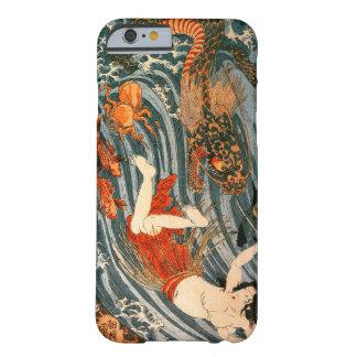 Kuniyoshi -Tamatori iPhone 6 Case
