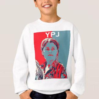 Kurdish Female YPG Fighter art 2 Sweatshirt