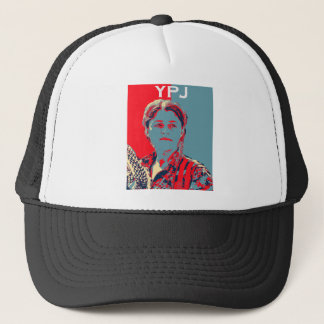Kurdish Female YPG Fighter art 2 Trucker Hat