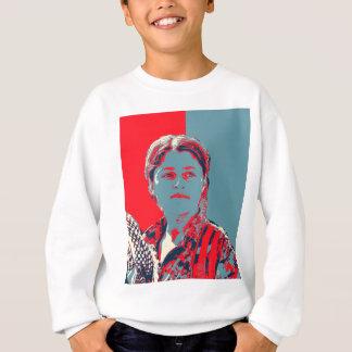Kurdish Female YPG Fighter art Sweatshirt