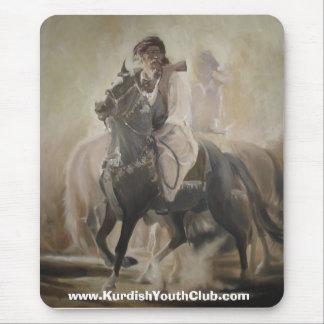 Kurdish Horse, Kurdish Horse Mouse Pad