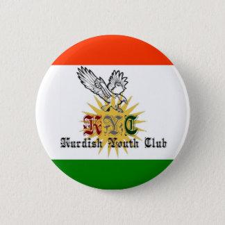 Kurdish Youth Club 2 Inch Round Button
