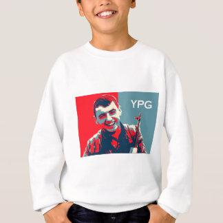 Kurdish YPG Fighter 2 art 2 Sweatshirt