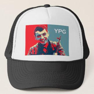 Kurdish YPG Fighter 2 art 2 Trucker Hat