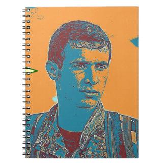 Kurdish YPG Fighter art 2 Notebook