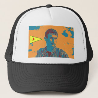 Kurdish YPG Fighter art 2 Trucker Hat