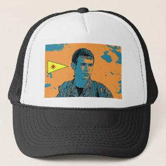 Kurdish YPG Fighter art 3 Trucker Hat