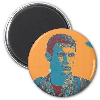 Kurdish YPG Fighter art Magnet