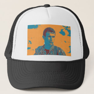 Kurdish YPG Fighter art Trucker Hat