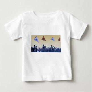 Kurdish YPG - YPJ Figters of Rojava Kurdistan 3.jp Baby T-Shirt