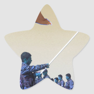 Kurdish YPG - YPJ Figters of Rojava Kurdistan 3.jp Star Sticker