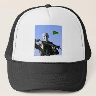 Kurdish YPJ Fighter 4 art Trucker Hat