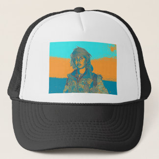 Kurdish YPJ Fighter 5 Trucker Hat
