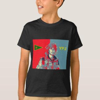 Kurdish YPJ Fighter art 2 T-Shirt