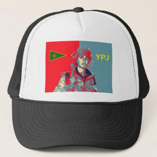 Kurdish YPJ Fighter art 2 Trucker Hat