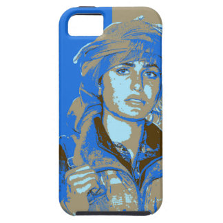 Kurdish YPJ Fighter art 3 Case For The iPhone 5