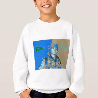 Kurdish YPJ Fighter art 3 Sweatshirt