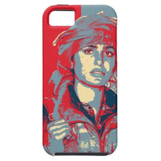 Kurdish YPJ Fighter art iPhone 5 Case