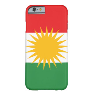 kurdistan barely there iPhone 6 case