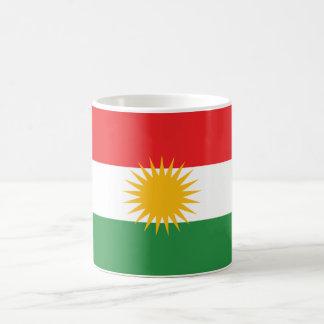 Kurdistan Flag Coffee Mug