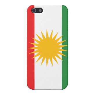Kurdistan Flag iPhone 5 Case