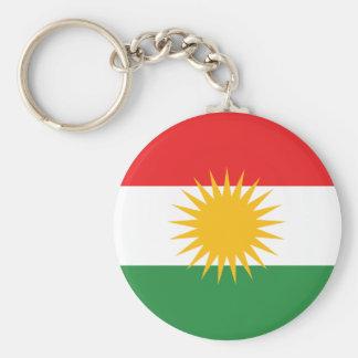 Kurdistan Flag Keychain
